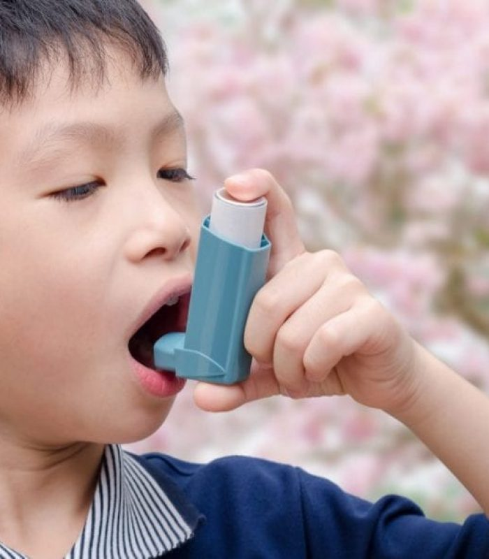 How Helpful is a THC Inhaler for Asthma & Cystic Fibrosis?