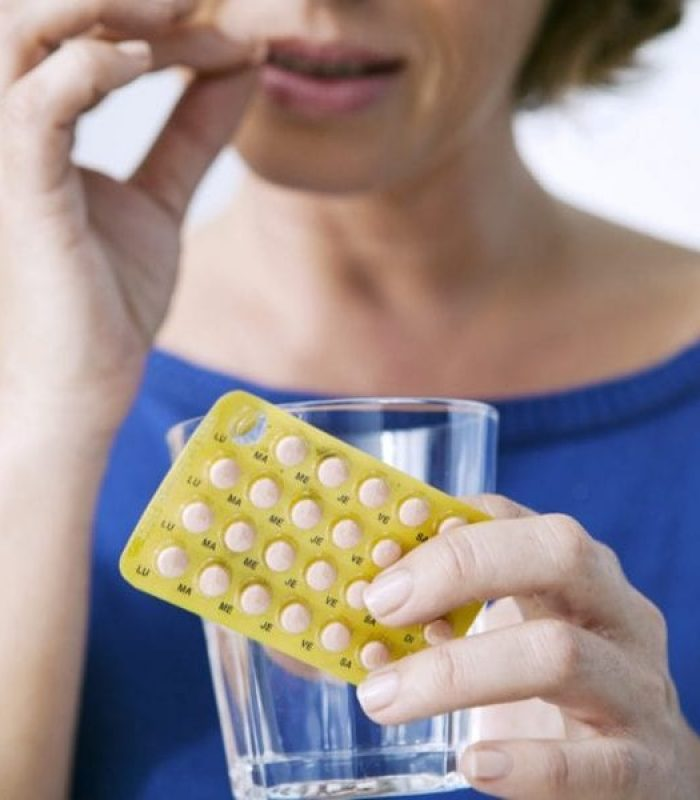 Cannabis or HRT for Symptoms of Menopause?