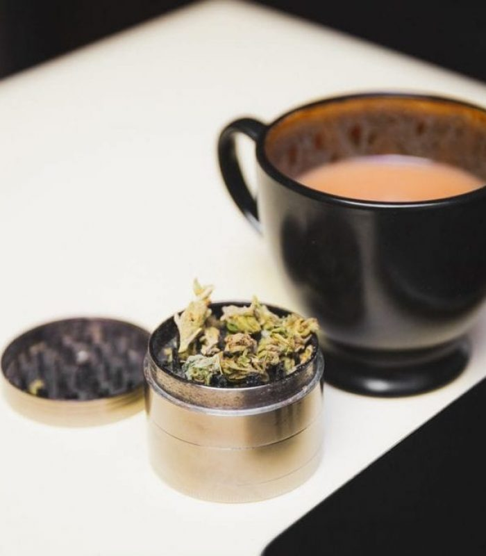Cannabis Coffee Could Be An Extra Boost