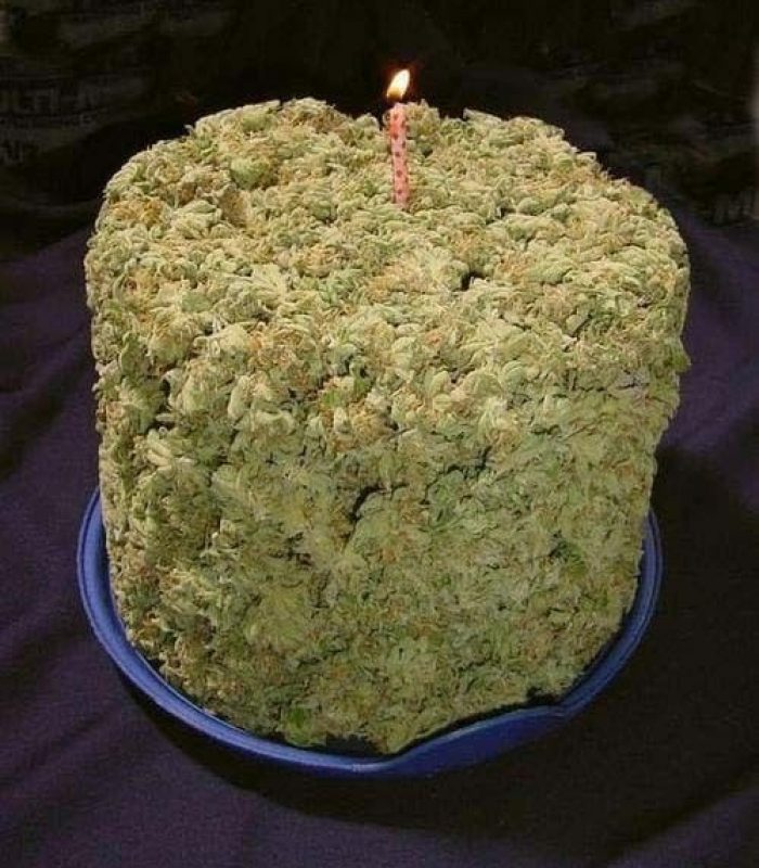 Cannabis Birthday Cake And Your Best Party Ever