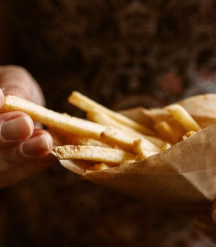 Are French Fries More Dangerous Than Cannabis?