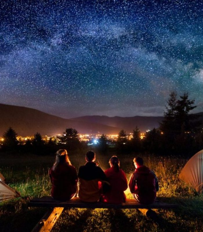 The Ultimate Cannabis-Friendly Camping Trip