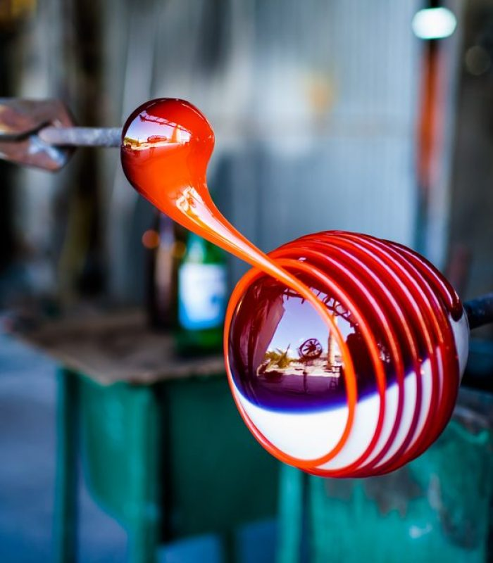 Glass Blowing Is Experiencing A Revival With Cannabis Legalization