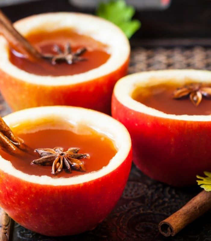 Infused Spiced Cider And More Cozy Drinks