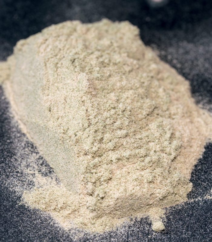 THCa Powder Makes Raw Cannabis Easy To Use