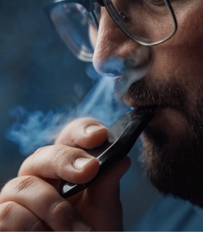 'Smoking Kills' Lost And Forgotten In This Vape Drama