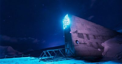 The Doomsday Seed Vault Stores Cannabis Too!